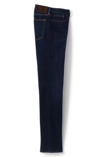 Le Jean Slim Stretch Square Rigger Ourlets Sur-Mesure, Homme Stature Standard