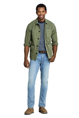 Men's Slim Fit Comfort-First Jeans