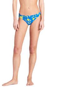 Women's Low Waist Hipster Bikini Bottoms