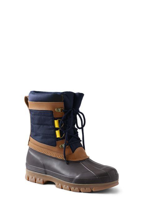 Men's Expedition Nylon Winter Snow Boots