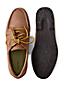 Leder-Schnürschuhe im Mokassin-Stil für Herren