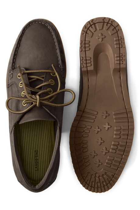 Men's Four Eye Moc Shoes