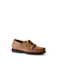 Men's Leather Lace-up Moc Shoes