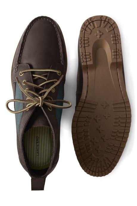 Men's Moc Chukka Boots