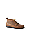 Men's Leather Chukka Moc Boots