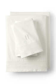 200 Percale Embroidered Sheets