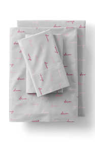 Percale Print Pillowcases (Set of 2)