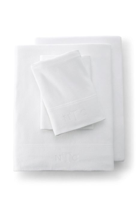Organic 5 oz. Flannel Sheets