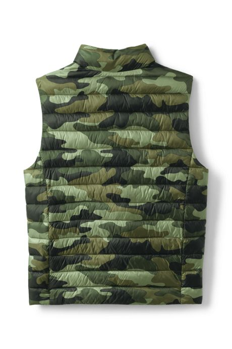 Big Kids Insulated Down Alternative ThermoPlume Vest
