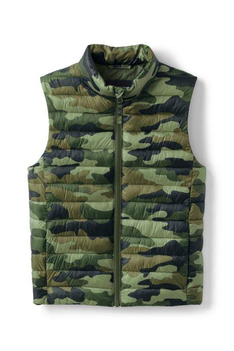 Big Kids Insulated Down Alternative ThermoPlume Vest
