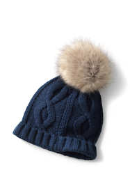 Girls Pom Hat