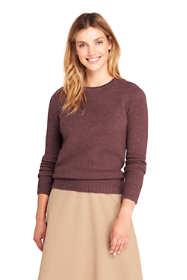 Women's Boucle Roll Neck Sweater