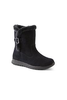 Women's Lightweight Comfort Suede Boots