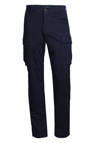 Men's Stretch Cargo Trousers