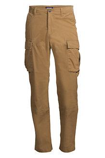 Men's Stretch Cargo Trousers