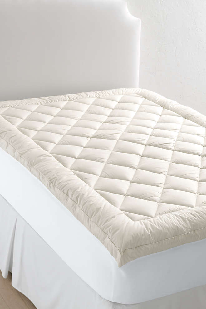 Organic Cotton Mattress Pad | Lands' End