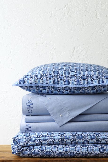 Oxford Madison Print Duvet Cover