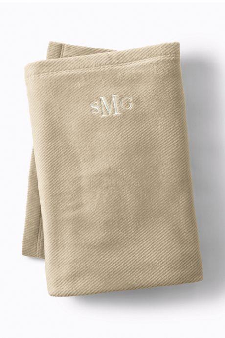 Twill Textured Blanket