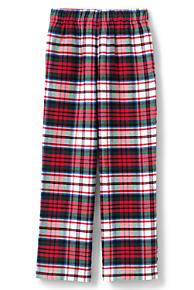 kids flannel pajama pants - Plaid Christmas Pajamas