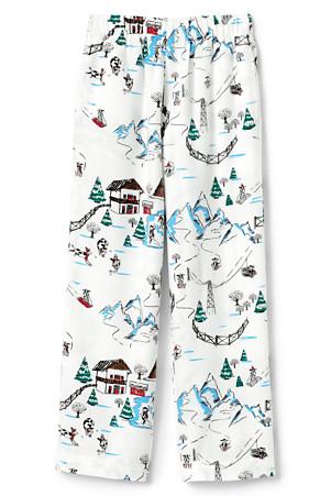 1bbde642d2b7f Le Pantalon de Pyjama en Flanelle, Enfant | Lands' End