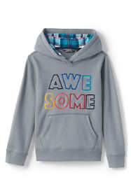 Little Boys Hooded Sweatshirt