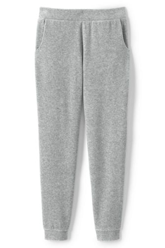 Le Pantalon de Jogging en Velours Iron Knees, Fille