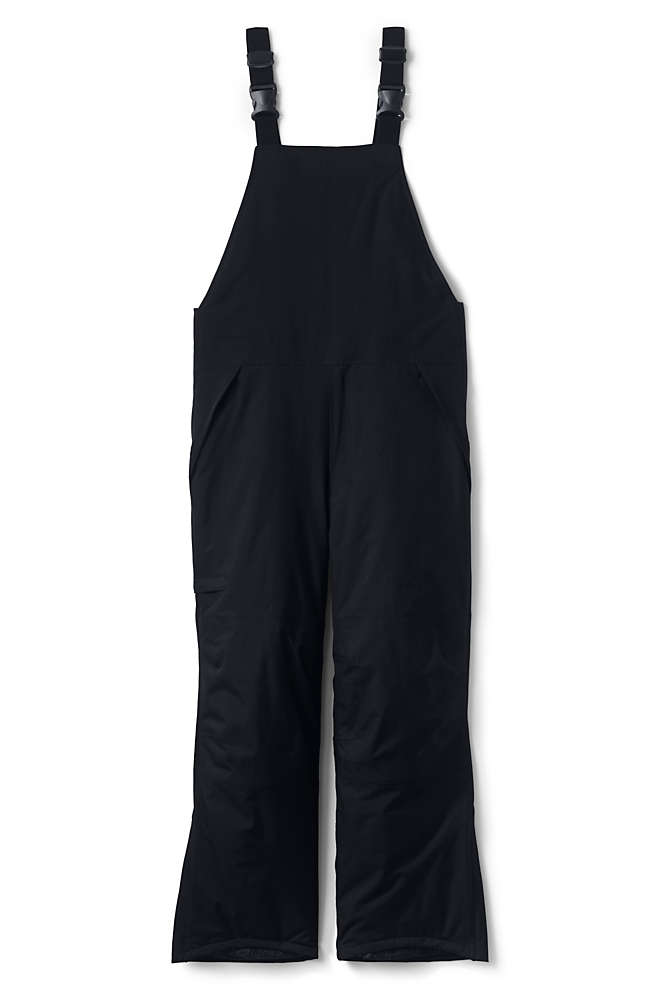 Men's Expedition Winter Bib Snow Pants, Front