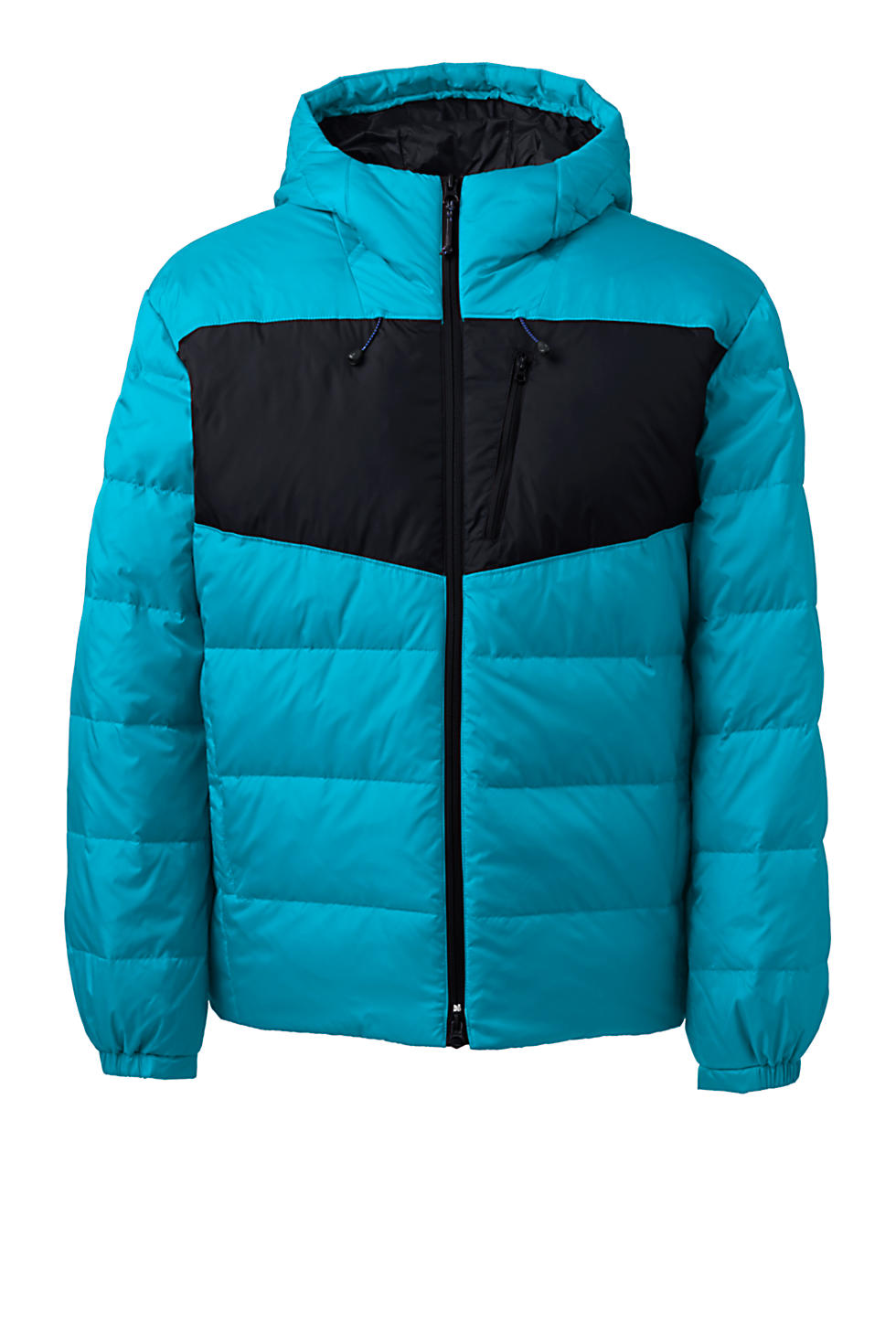 Lands End Mens Expedition Winter Down Puffer Jacket (various colors/sizes)
