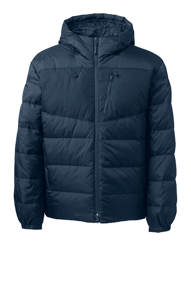 Men's Expedition Winter Down Puffer Jacket, Front
