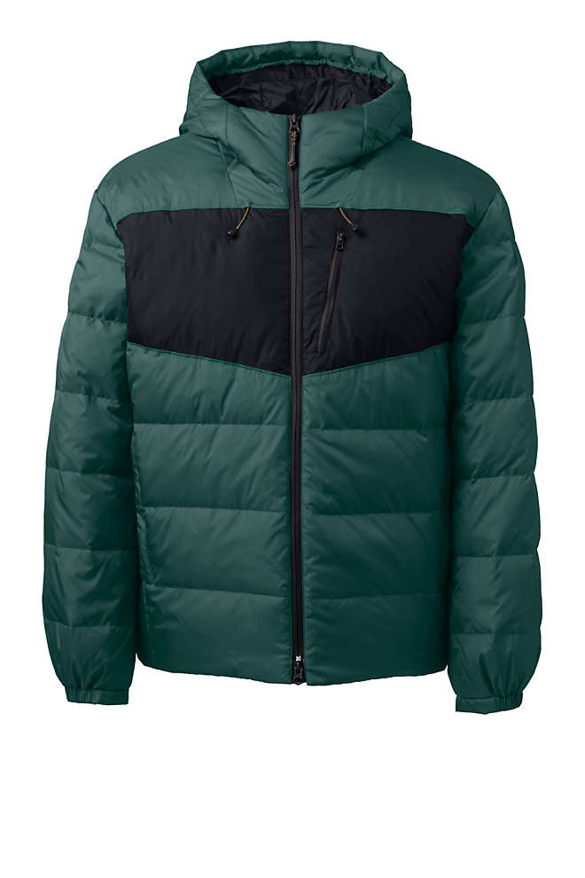 Men's Tall Expedition Winter Down Puffer Jacket, Front