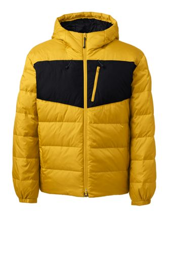 Men's Expedition Down Puffer Jacket by Lands' End