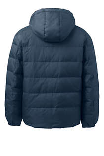Men's Expedition Winter Down Puffer Jacket, Back