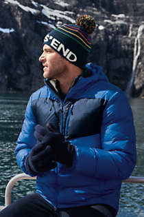 Men's Expedition Winter Down Puffer Jacket, Unknown