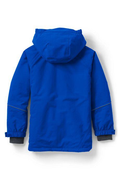 Kids Squall Fleece Lined Waterproof Winter Parka