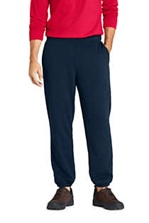 Men's Serious Sweats Sherpa Lined Sweatpants, Front