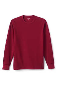 Men's Tall Long Sleeve Comfort-First Thermal Waffle Crew