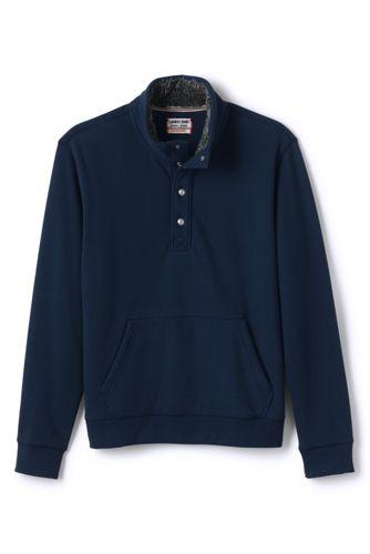 Le Pull Serious Sweats Doublé en Polaire, Homme Stature Standard