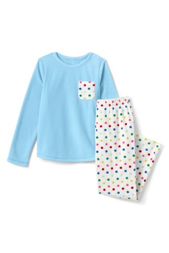 L'Ensemble Pyjama en Polaire, Fille