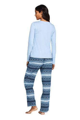 Women's Printed Pyjama Set