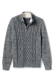 Boys Half Zip Sweater