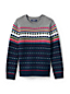 Kids' Fair Isle Jumper