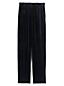 Komfort-Schlupfhose aus Velours-Jersey für Damen