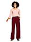 Le Pantalon en Velours Côtelé Stretch, Femme Stature Standard