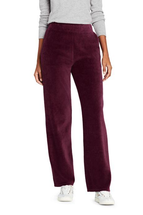 Women's Velour Pants
