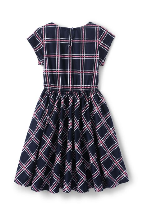 Girls Christmas Twirl Dress