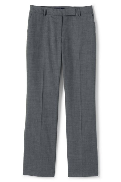 Women's Modern Straight Pants