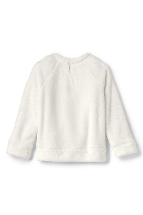 Toddler Girls Cozy Critter Sweatshirt