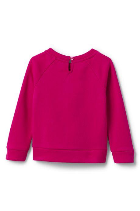 Toddler Girls Cozy Bear Sweatshirt