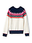 Girls' Fair Isle Jumper