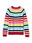 Little Girls' Striped Jumper